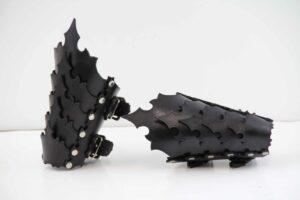 Imperial Knight Bracers & Cuffs Pattern