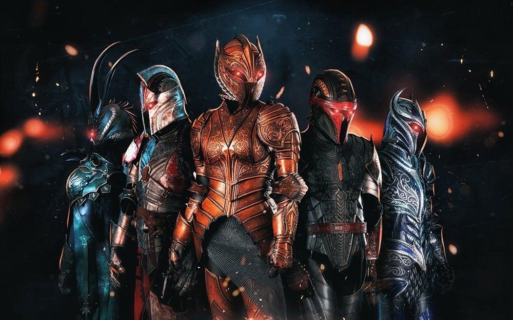 Premium Leather Armor Themes