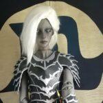 Fantasy Spaulders Pattern+ photo review